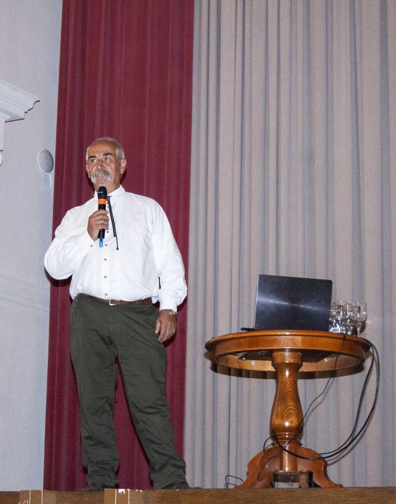 Dr. Lehotzky Pál a vadbetegségekről beszélt